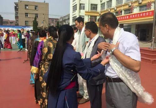 80名青海,西藏学生来济宁卫校学技能