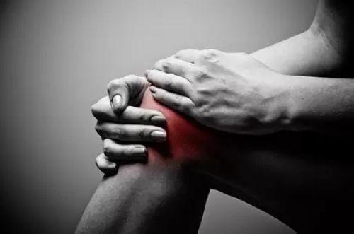 骨质疏松膝盖症状