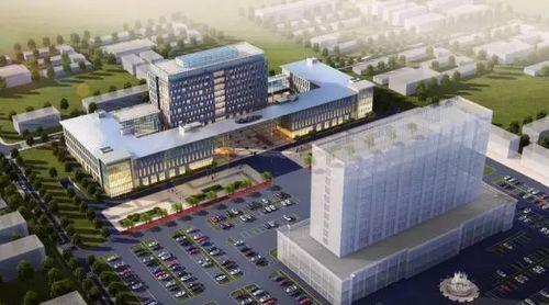 安丘市妇女儿童保健中心12月26日正式启用