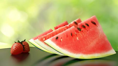 夏季养生最好的三种水果
